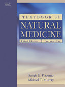 Textbook Of Natural Medicine E Dition