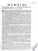 Memoire Pour Fran Ois Brochard Sr De La Ribordiere Officier Dans Le Regiment Royal D Artillerie Accus Contre M Le Comte De Nosent Accusateur