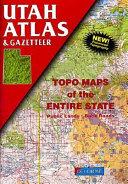 Utah Atlas   Gazetteer