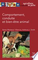 illustration du livre Comportement, conduite et bien-être animal
