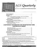 AGS Quarterly