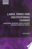 Large Firms and Institutional Change