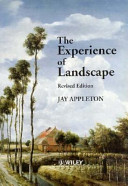 The Experience of Landscape