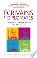 Ecrivains et diplomates