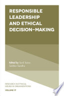 Responsible Leadership And Ethical Decision Making