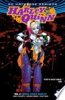 Harley Quinn Vol  2  Joker Loves Harley