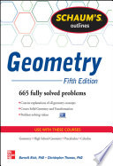 Schaum s Outline of Geometry  5th Edition