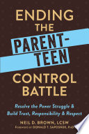 Ending the Parent Teen Control Battle