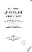 Le voyage au Parnasse de Michel de Cervantes
