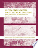 Japan and United Nations Peacekeeping