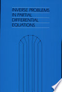 Inverse Problems in Partial Differential Equations