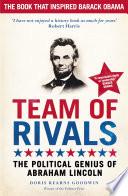 Team of Rivals by Doris Kearns Goodwin
