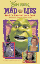 Shrek Mad Libs : the perfect opportunity to out-gross...