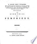 Beytrag zur Kenntnis des Pemphigus
