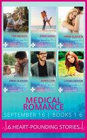 Medical Romance September 2016 Books 1 6