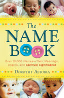 The Name Book