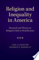 Religion and Inequality in America