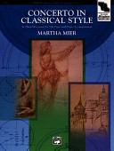Concerto in Classical Style  Sheet