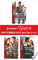 Harlequin Desire September 2015   Box Set 2 of 2