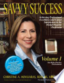 Savvy Success book
