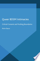 Queer BDSM Intimacies