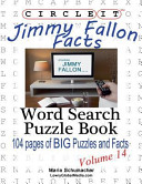 Circle It  Jimmy Fallon Facts  Word Search  Puzzle Book