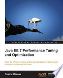Java Ee 7 Performance Tuning And Optimization