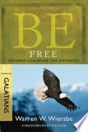 Be Free  Galatians