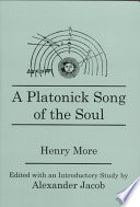 A Platonick Song Of The Soul