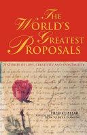 World s Greatest Proposals