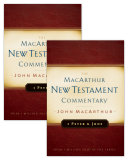 download ebook 1 & 2 peter and jude macarthur new testament commentary set pdf epub