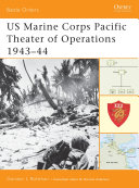 US Marine Corps Pacific Theater of Operations 1943 44 To A Total Of 405 169
