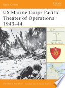 US Marine Corps Pacific Theater of Operations 1943?44 To A Total Of 405 169