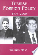 Turkish Foreign Policy  1774 2000