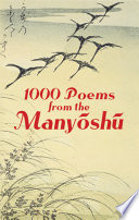1000 Poems from the Manyoshu