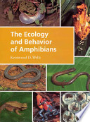 The Ecology And Behavior Of Amphibians