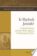 Is Shylock Jewish