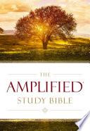 Amplified Study Bible  eBook