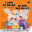 I Love To Share Ik Hou Van Delen