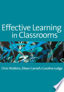Effective Learning in Classrooms