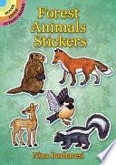 Forest Animals Stickers