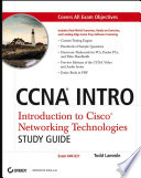 Ccna Intro Introduction To Cisco Networking Technologies Study Guide