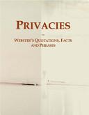 Privacies