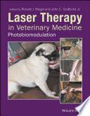 Laser Therapy in Veterinary Medicine
