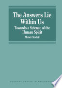 The Answers Lie Within Us