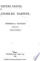 Charles Darwin Book PDF