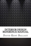 Interior Design Reference Manual