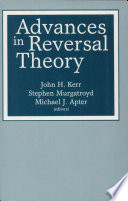 Advances In Reversal Theory