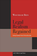 Legal Realism Regained