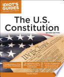 Idiot s Guides  The U S  Constitution  2E